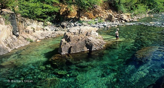 Baldface Creek