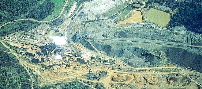 Glenbrook Nickel at Riddle, Oregon