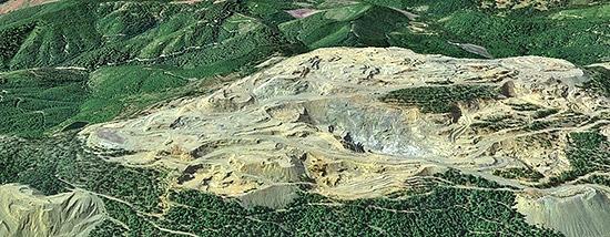 Nickel Mountain Mine